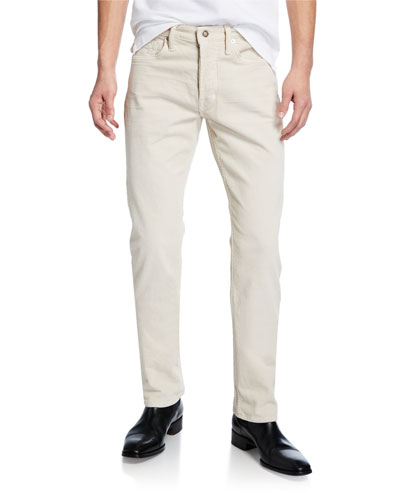 Men's 12 Waves Washed Corduroy Pants