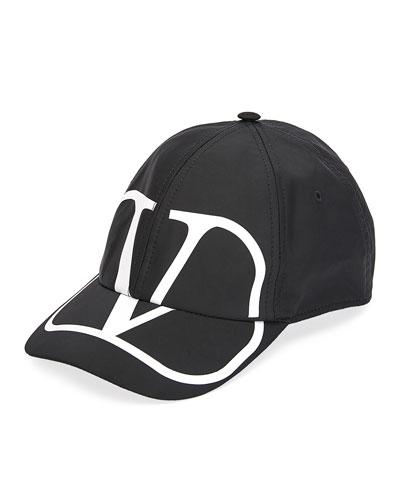 Men's Logo-Print Baseball Hat