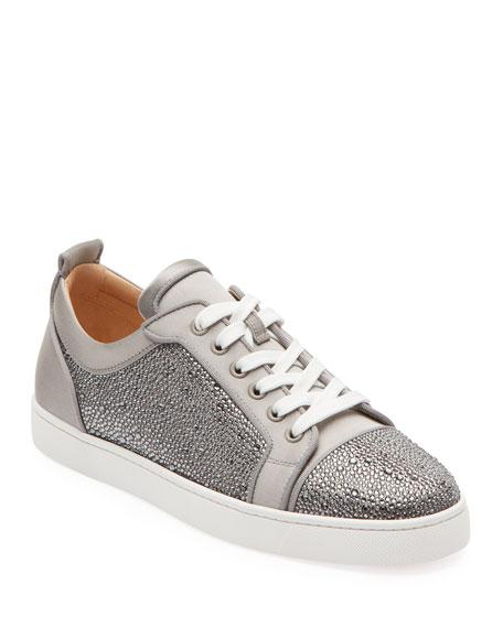 new arrivals eb2ec b3ede Men's Louise Junior Crystal Low-Top Sneakers