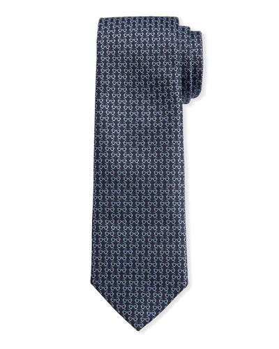Men's Ibiza Silk Sunglasses Tie  Blue
