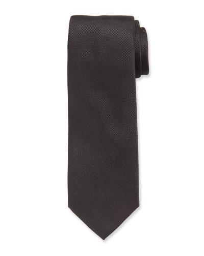Istamb 7 Solid Silk Tie
