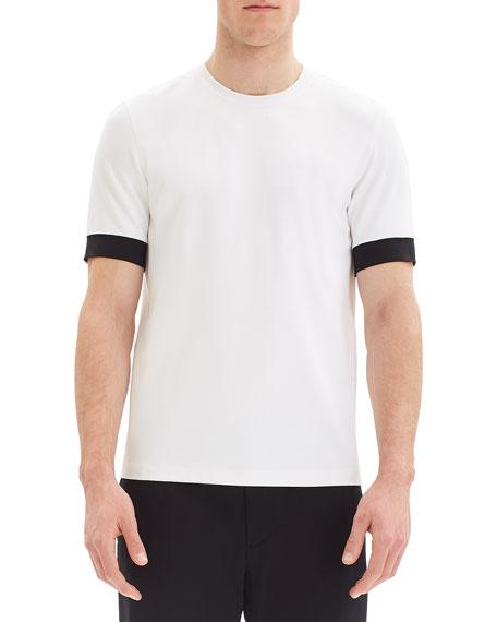 Men's Ace Relay Crewneck Short-Sleeve Jersey Tee