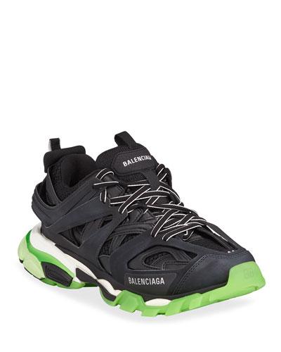Men's Glow Track Sneakers