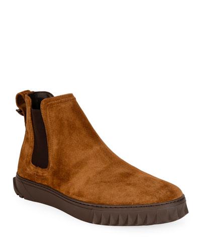 4ae20bce865ce Salvatore Ferragamo Men's Shoes : Espadrille Shoes at Bergdorf Goodman