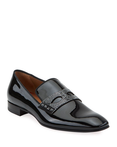 Men's Magician Patent Leather Loafers