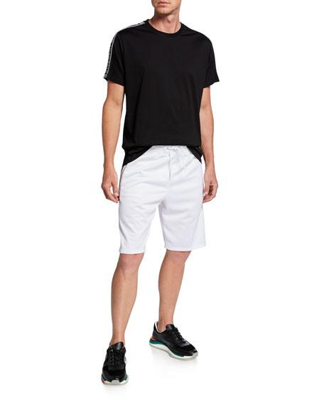 Men's Relaxed Logo Tape Shorts