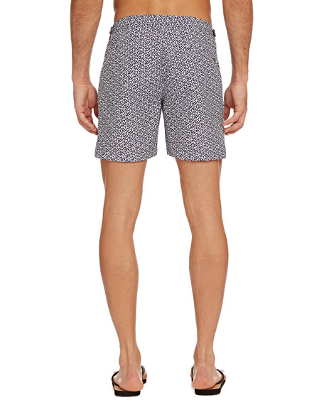 Men's Bulldog Mira Swim Trunks, Navy