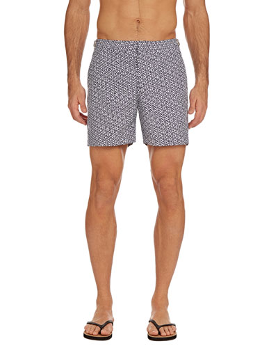Men's Bulldog Mira Swim Trunks  Navy