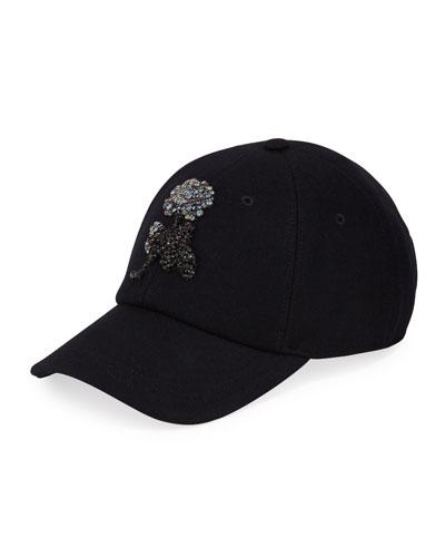 Men's Crystal Rose Baseball Hat
