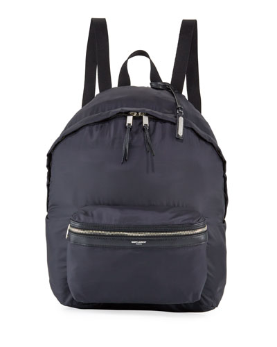 Men's City Belt Bag/Fold-Up Backpack