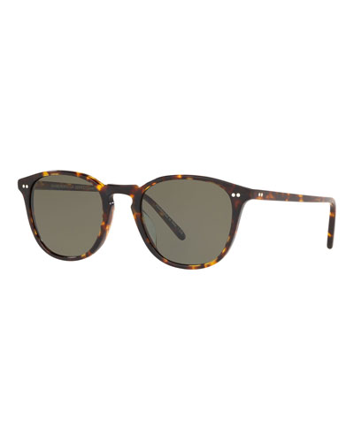 Men's Forman L.A. Tortoiseshell Sunglasses