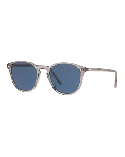 Men's Forman Translucent Acetate Sunglasses