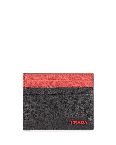 5504cc984441 Prada Men's Leather Goods : Bags & Backpacks at Bergdorf Goodman