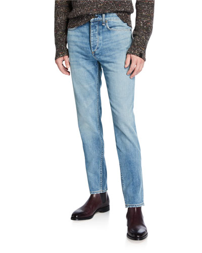 Men's Standard Issue Fit 2 Mid-Rise Relaxed Slim-Fit Jeans  Ames