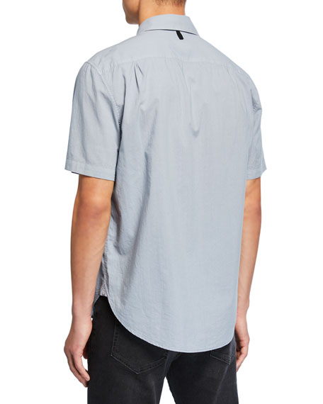 Men's Smith Short-Sleeve Sport Shirt