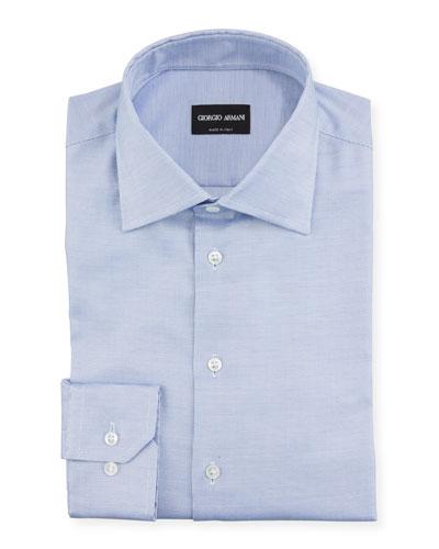 Men's Neat Dress Shirt