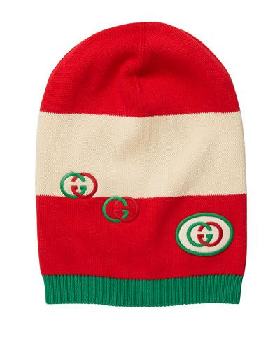 23c29ecaf41f70 Gucci Men's Accessories : Hats & Scarves at Bergdorf Goodman