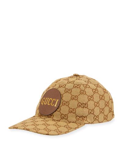 644a842d Gucci Men's Accessories : Hats & Scarves at Bergdorf Goodman