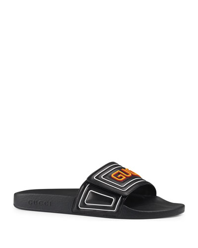 Men's New Pursuit Slide Sandals