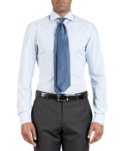 Men's Bengal Stripe Dress Shirt