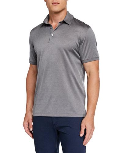 b71f01e070f6 Designer Polo Shirts : Long-Sleeve & Short-Sleeve at Bergdorf Goodman