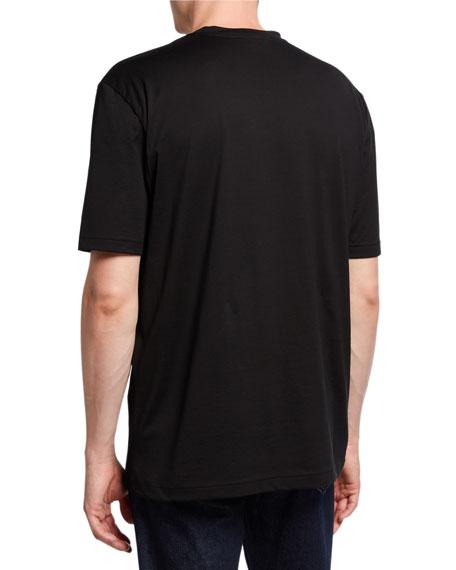 Men's Fluorescent Eyes Graphic T-Shirt