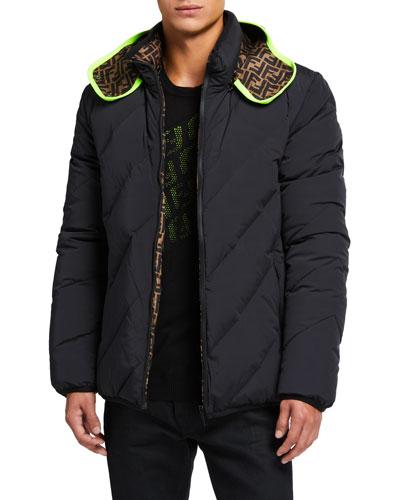 d395fda91a Men's Jackets & Coats at Bergdorf Goodman