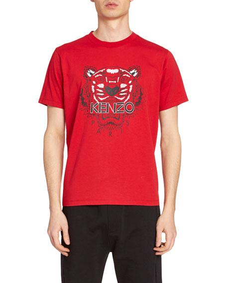 210a696a Men's Tiger Graphic T-Shirt