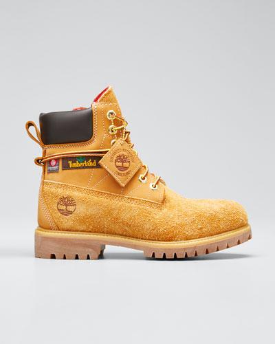 Men's 6 Premium Side-Zip Hiking Boots