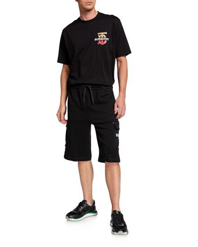 Men's Ailford Knit Cargo Shorts