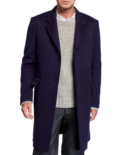 Men's Bradley Cashmere Coat
