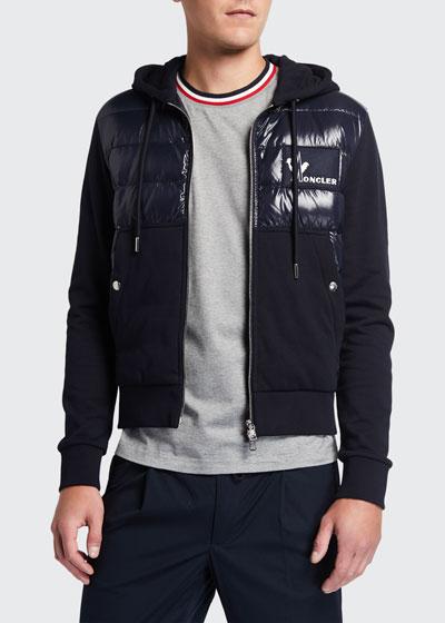 76ae0e4b8 Moncler Men's Clothing : Coats & Shirts at Bergdorf Goodman