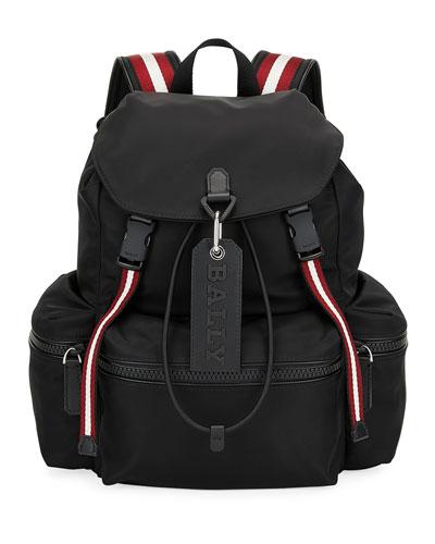 Men's Crew Trainspotting-Stripe Backpack