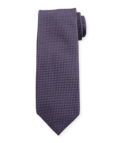Men's Fil-a-Fil Silk-Blend Tie