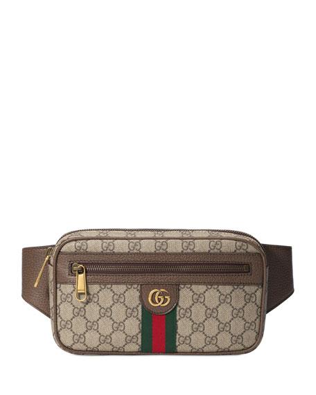 Men's GG Web Belt Bag