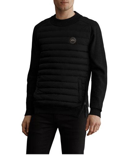 Men's Hybridge Reversible Sweatshirt