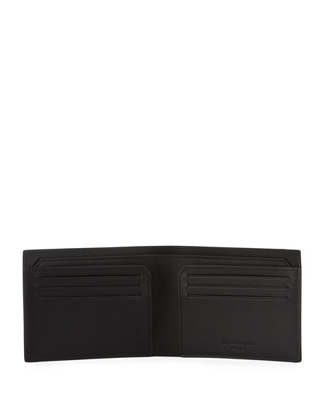Duke 6-Card Leather Billfold Wallet