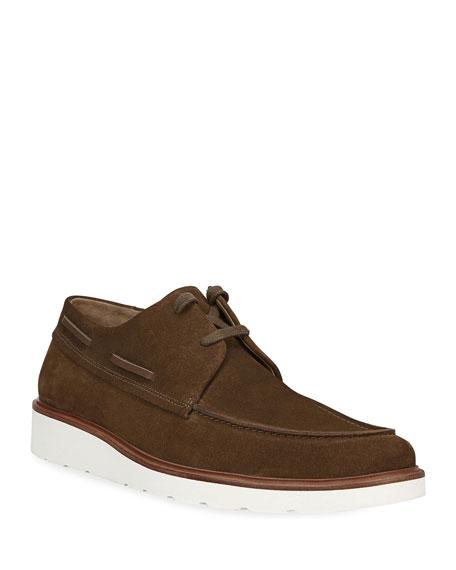 Men's Wellington London Sport Suede Sneakers