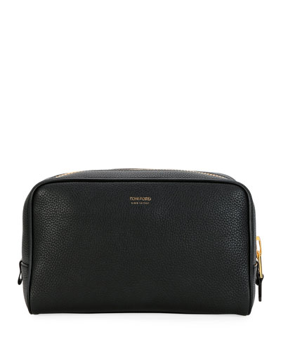 8b8de276272e9 Men's Lifestyle Leather Toiletry Travel Case Quick Look. TOM FORD
