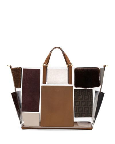6314aaa6 Fendi Men's Accessories : Bags & Shoes at Bergdorf Goodman