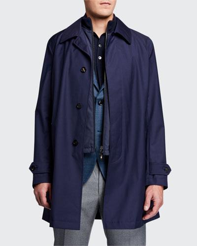 Men's Achill Farm 3-in-1 Coat