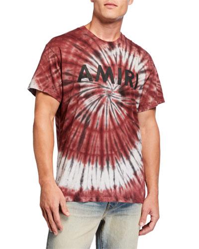 Men's Tie-Dye Logo T-Shirt