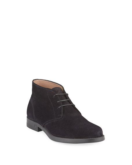 Men's Sachie-2 Lightweight Suede Chukka Boots