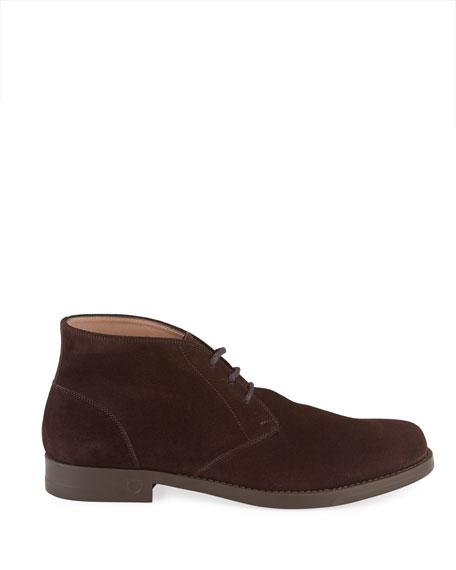 Men's Sachie-2 Suede Chukka Boots