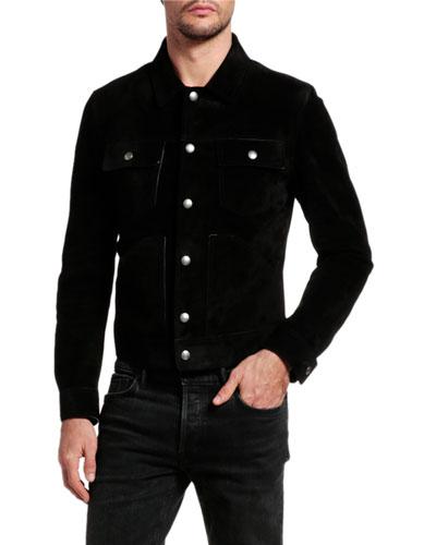 e1393f4b8 Men's Jackets & Coats at Bergdorf Goodman