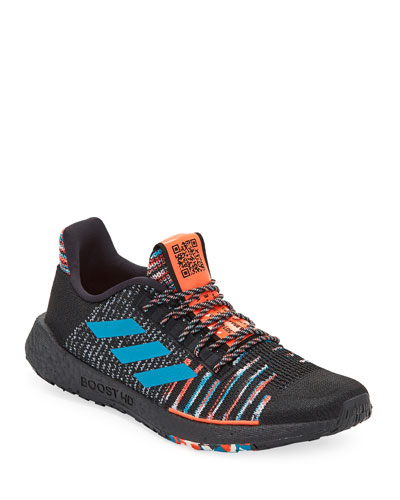 Men's PulseBoost HD-X Knit Running Sneakers