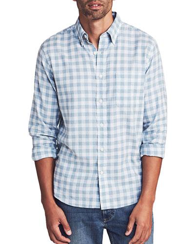Men's Everyday Check Sport Shirt