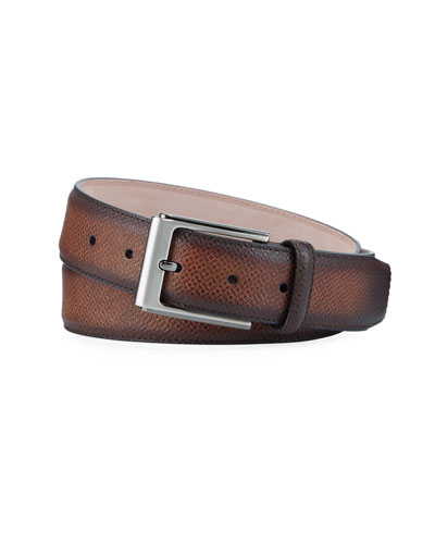 Men's Grabcot Leather Belt
