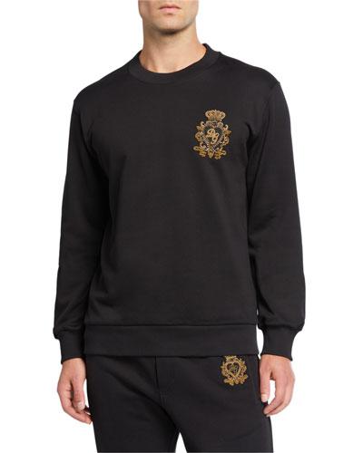 Men's Signature Crest Sweatshirt