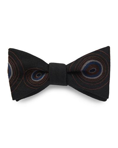 Men's J. Schmidt Embroidered Bow Tie